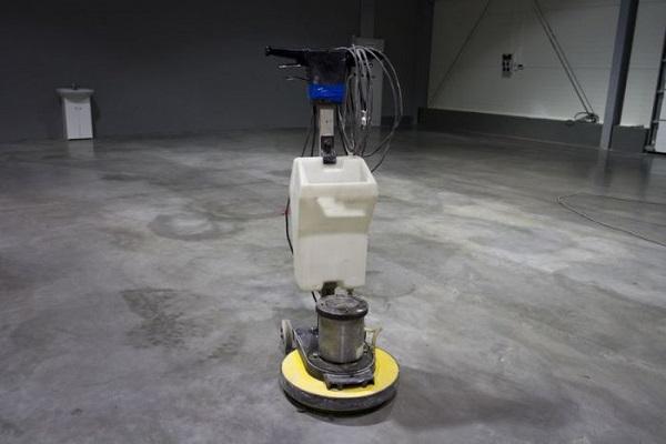 Công dụng của máy mài sàn bê tông