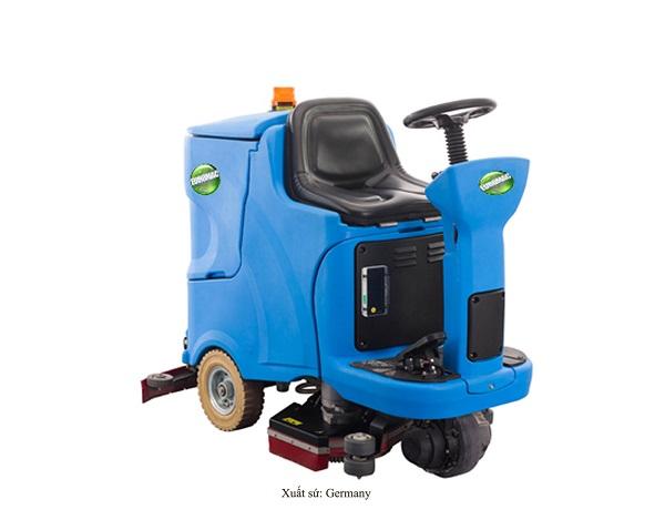 Các dòng máy chà sàn công nghiệp ngồi lái phổ biến