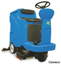 Máy chà sàn liên hợp ngồi lái - ERM BT115
