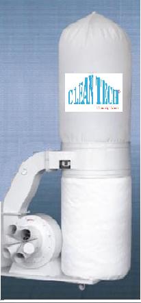Máy hút bụi túi Công Nghiệp CLEAN TECH CT 25