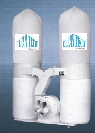 Máy hút bụi túi Công Nghiệp CLEAN TECH CT 27