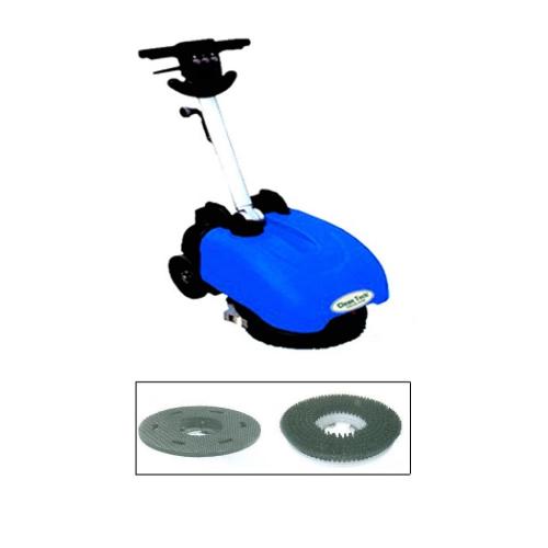Máy Chà Sàn Liên Hợp CleanTech Mini CT 200