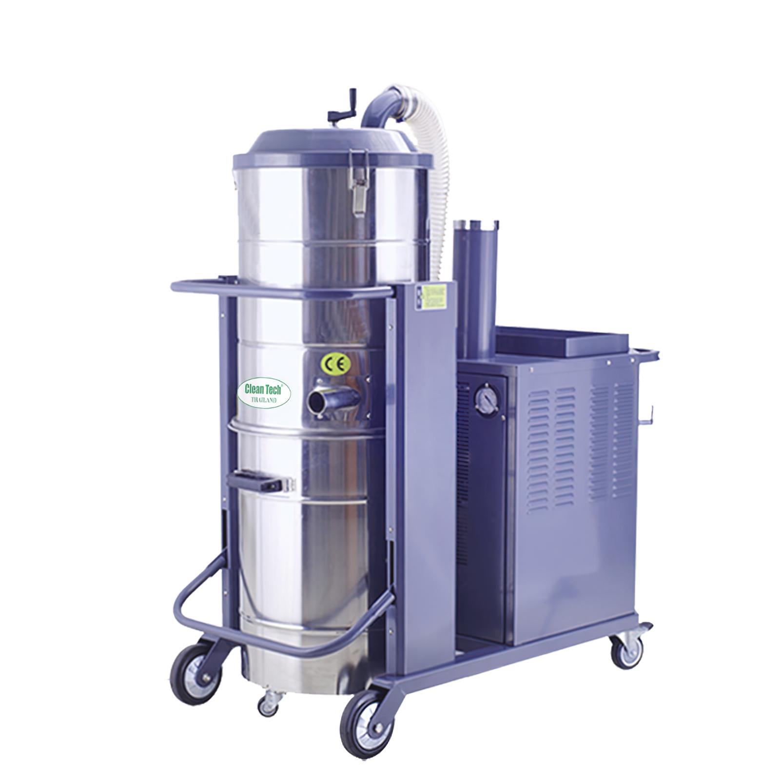 Máy hút bụi công nghiệp chuyên dụng CLEANTECH CT 5A