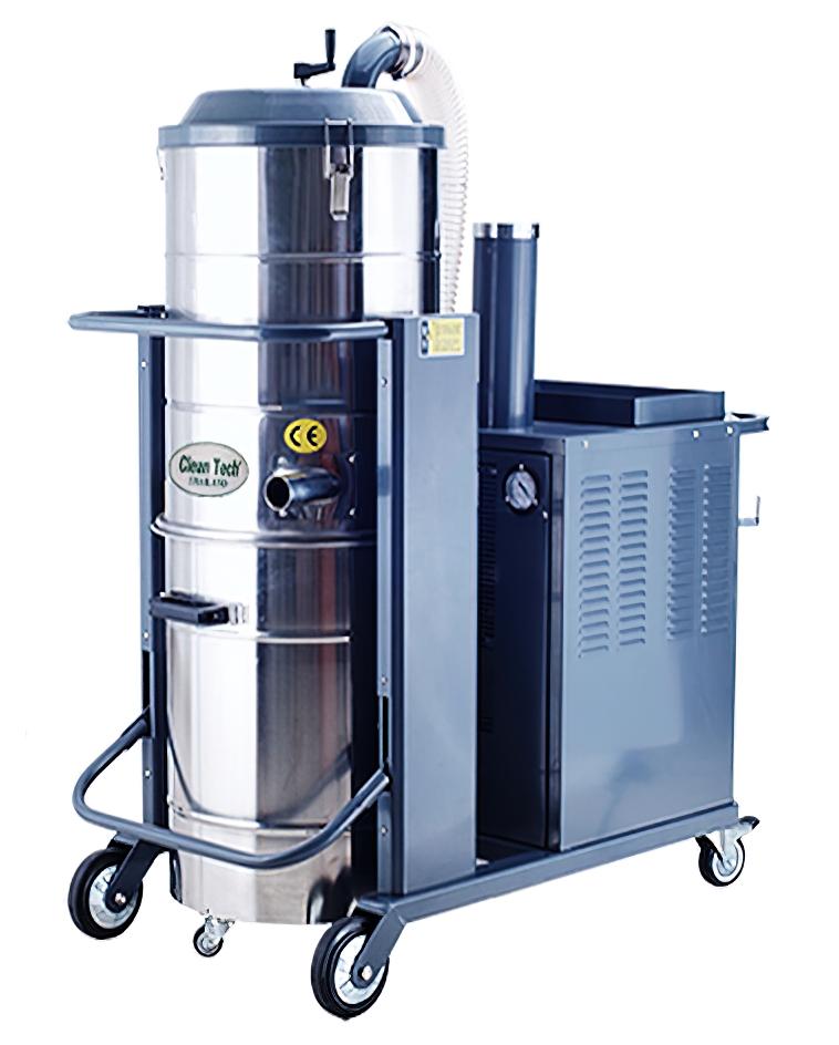 Máy hút bụi công nghiệp chuyên dụng CLEANTECH CT 10A