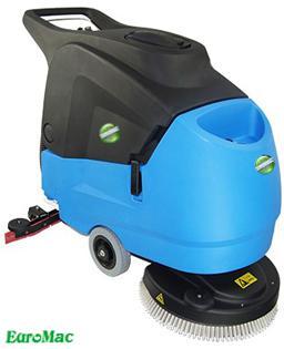 Máy chà sàn dùng bình ắc qui - ERM B55