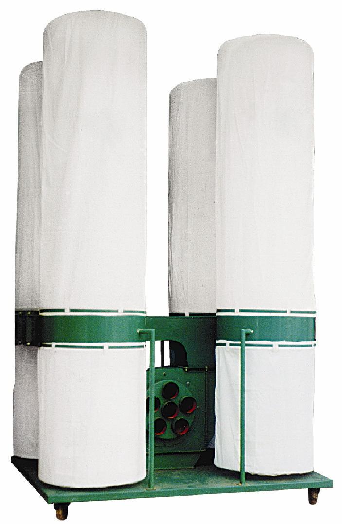 Máy hút bụi 4 túi - CT 31